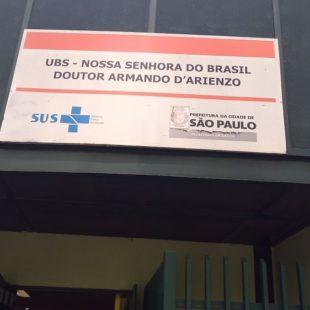 UBS Nossa Senhora do Brasil – Dr. Armando D'arienzo