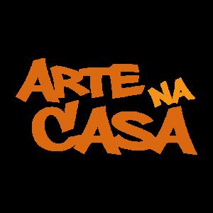 Logotipo Arte na Casa