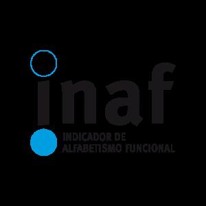Logotipo Indicador de Alfabetismo Funcional