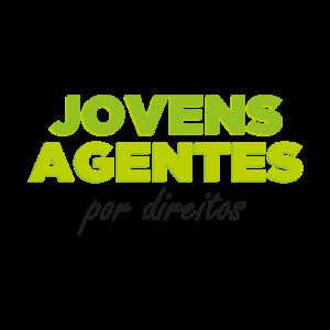 Logotipo Jovens Agentes por Direitos
