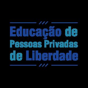 Logotipo Educação de Pessoas Privadas de Liberdade
