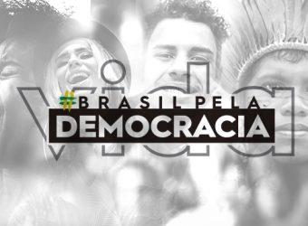 Imagem da Campanha Brasil Pela Democracia