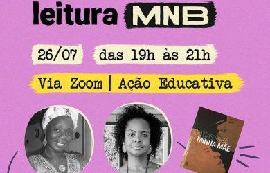 Clube de Leitura MNB – Teresa Cárdenas e Lívia Natália